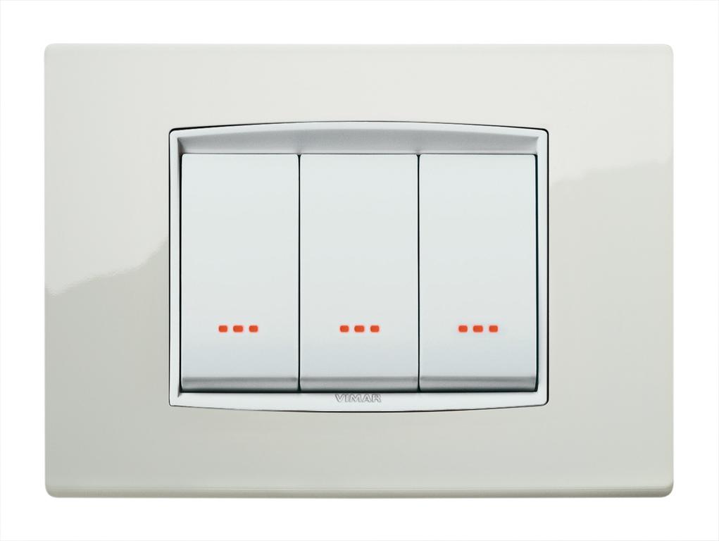 Portale elettrico fotovoltaico domotica illuminazione - Interruttori elettrici vimar ...